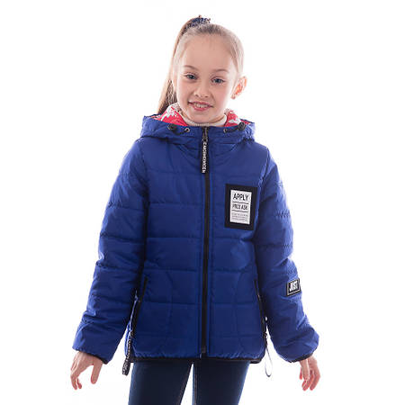 """Детская куртка демисезонная для девочки """"Инга"""" с  капюшоном Разные цвета"""