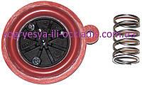 Мембрана резина со штоком 52 мм в сборе (фир.упак) колонок Vaillant MAG 14-0/0, артикул111718, код сайта 0837