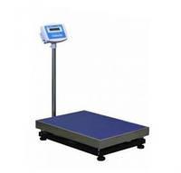 Весы торговые ALFASONIC ВСП-600 (600 кг), весы напольные электронные, торговые весы до 600 кг