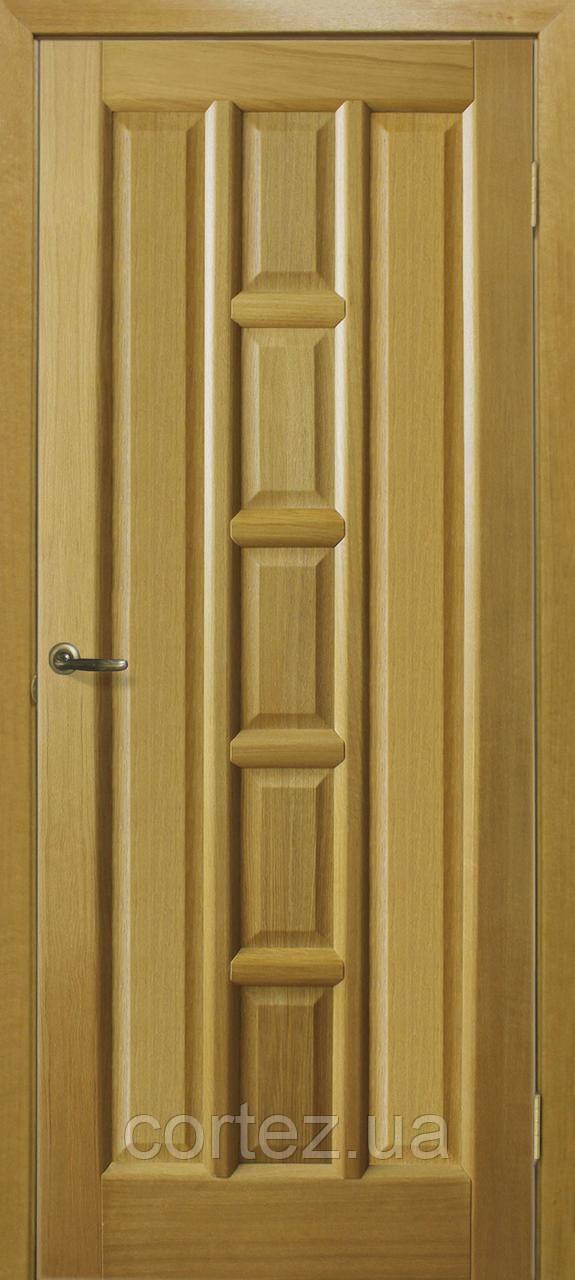 Межкомнатные двери шпон Турин