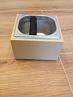 Нок-бокс деревянный c емкостью из нержавеющей стали (цвет - натуральный дуб), 1.6л