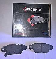 Тормозные колодки задние  Opel Astra G, Zafira (с пружинкой),ВАЗ 2110, Приора