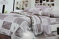 Двухспальное постельное ранфорс,упаковка книга(можна разные ресунки)