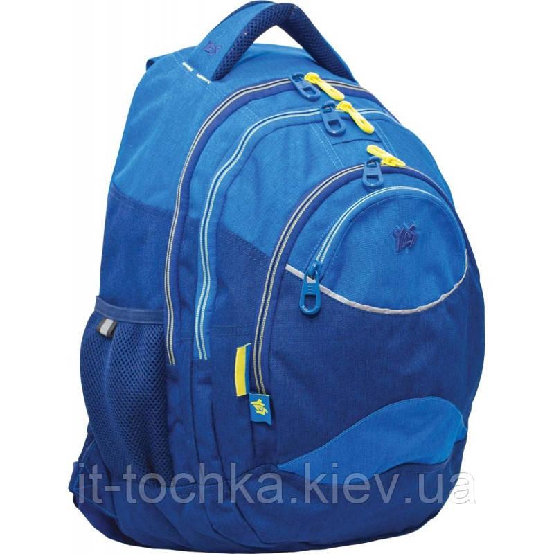 Школьный рюкзак 1 вересня Т-12 patriot подростковый (552680)