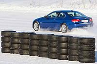 Тест зимних шин размера 235/35 R19