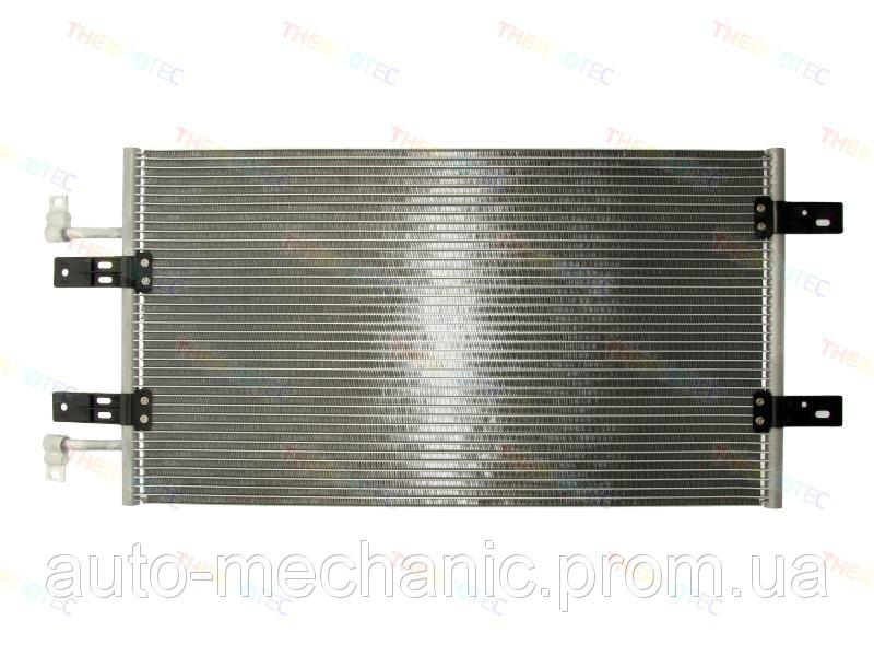 Радиатор кондиционера на Renault Trafic  2006->  2.5dCi  (146 л. с. )  —  Thermotec (Китай) - KTT110356
