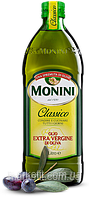 Масло оливковое Monini Classico extra virgine Италия 1л, фото 1