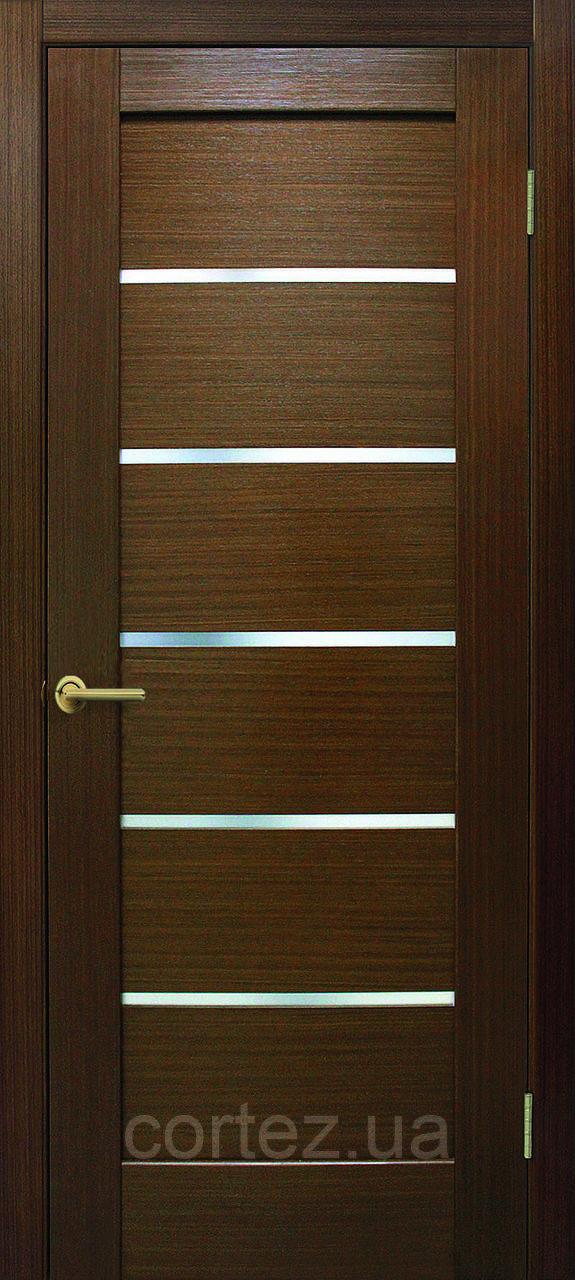 Межкомнатные двери пвх Токио ПО зебрано FL lux