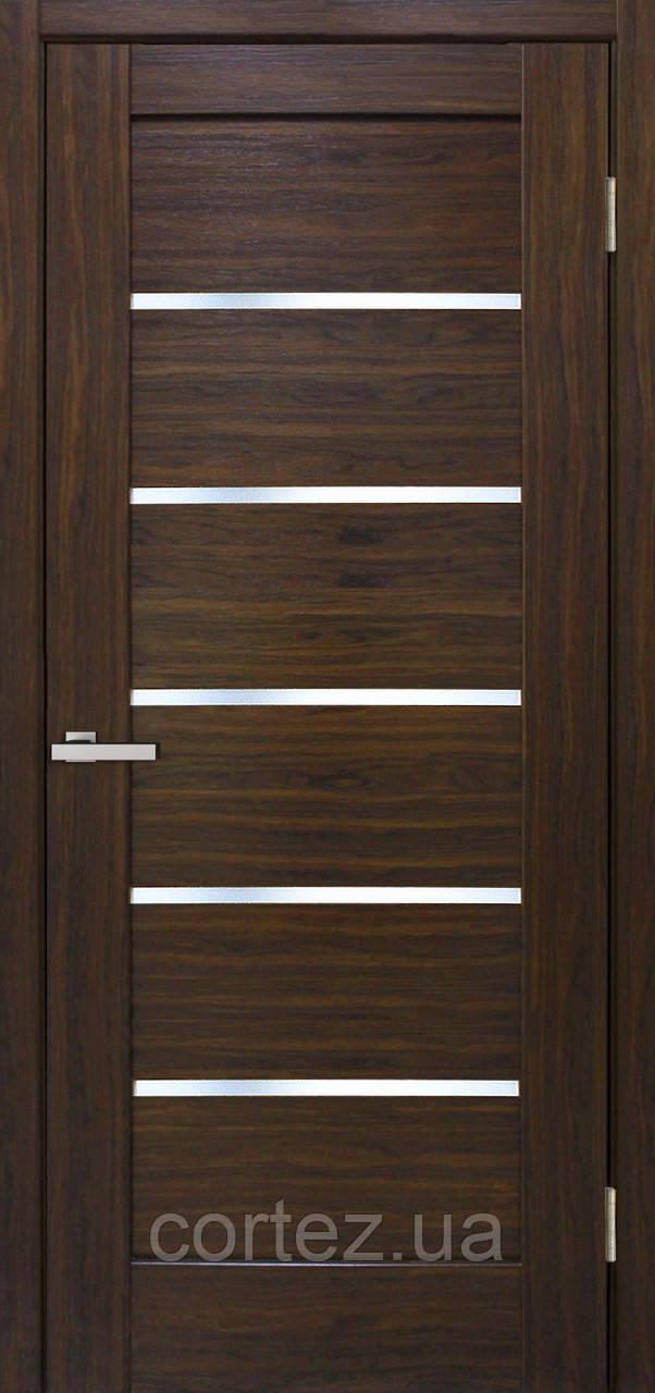Межкомнатные двери пвх Токио ПО палисандр FL lux