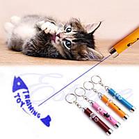 Trixie TX-4130 іграшка для котів світлодіодна рибка