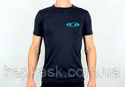 Футболка Salomon-2 black-blue