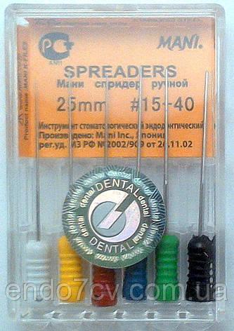 Spreaders Mani 15-40 25 mm (Спредеры Мани 25 мм), фото 2