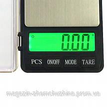 ЭЛЕКТРОННЫЕ ПОРТАТИВНЫЕ ВЕСЫ MH- 999-3 KG (0.1G) , фото 3
