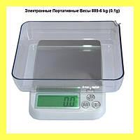 Электронные Портативные Весы 889-6 kg (0.1g) (ювелирные)!Опт