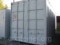 Контейнер морской для склада с доставкой