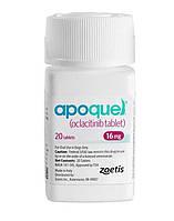 Апоквель (Apoquel) 16мг, 20 таблеток, Zoetis