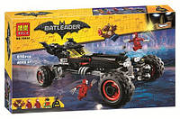 Конструктор BELA 10634 Batman Бэтмобиль (Аналог LEGO Batman Movie 70905 BATMOBILE )