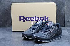 Кроссовки Reebok Classic подростковые, синие 40р, фото 2