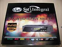 Sat-Integral S-1248 HD HEAVY METAL (спутниковый ресивер HD)