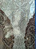 Постельное белье двухспальное европростынь микрофибра, фото 7