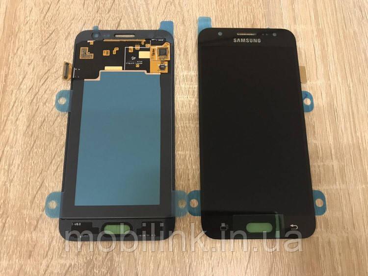 Дисплей на Samsung J500 Galaxy J5 Чёрный(Black), GH97-17667B, Super AMOLED!
