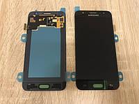 Дисплей на Samsung J500 Galaxy J5 Чёрный(Black), GH97-17667B, Super AMOLED! , фото 1
