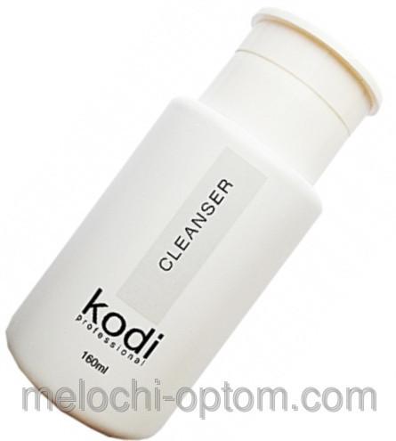 Жидкость для снятия липкого слоя KODI PROFESSIONAL Cleanser (160 ml)