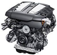 Двигатель и навесное Mitsubishi Outlander CU