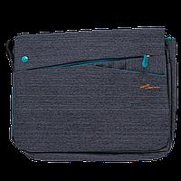 "Сумка для нетбука, планшета, плечевой ремень LogicFox LF-1310R  до 13.3"" холст"