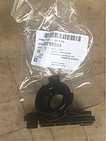 Переключатель  отопителя - шестерня  температурного валика  Ланос  (GM)