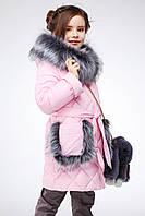Зимняя детская куртка Бэтт, р-ры 28,30,32,34,36,38,40,42