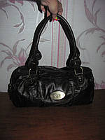 Коричневая сумка Bella Roma