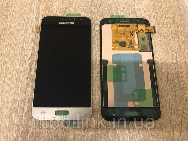Дисплей на Samsung J120 Galaxy J1 Золото(Gold), GH97-18224B, Super AMOLED!