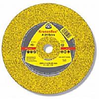 ✅ Круг зачистной Klingspor (Kronenflex®) A 24 Extra Ø 230 х 8.0 х 22.23 мм (GEK)