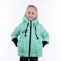 """Детская куртка демисезонная для девочки """"Лада""""  с капюшоном Разные цвета"""