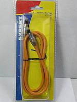 Шнур оптический (toslink plug- toslink plug) , Hi-Fi, металл, в блистере,с фильтром, 1м