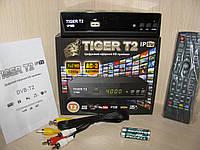 Tiger T2 IPTV тюнер Т2 + AC3 +  IPTV, фото 1