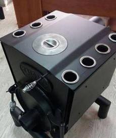 Печь булерьян c варочной поверхностью Calgary 6 кВт - 130 М3 Тип-00.БЕСПЛАТНАЯ ДОСТАВКА!