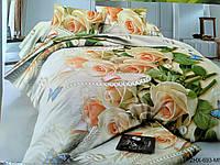 Комплект двуспального постельного белья ренфорс
