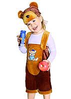 Мишка карнавальный костюм детский
