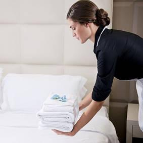 Текстиль для гостиниц (HoReCa), салонов оптом