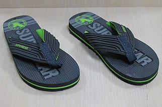 e3b329a0a Купить Вьетнамки на мальчиков пляжная обувь тм Super Gear р.40 в ...