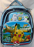 Рюкзаки школьные с покемонами
