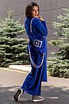 """Женское платье батал """"Хадиса"""", фото 6"""