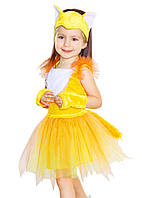 Лисичка карнавальный костюм детский