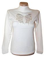 Стойка  вышивка бусинки(от 10 до 13 лет)  Белый