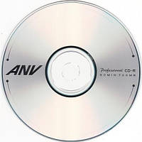 Диски CD-R ANV 700Mb 52*Bulk 50 pcs
