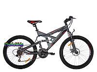Горный велосипед Azimut Shock 26 GD ( 18 рама)