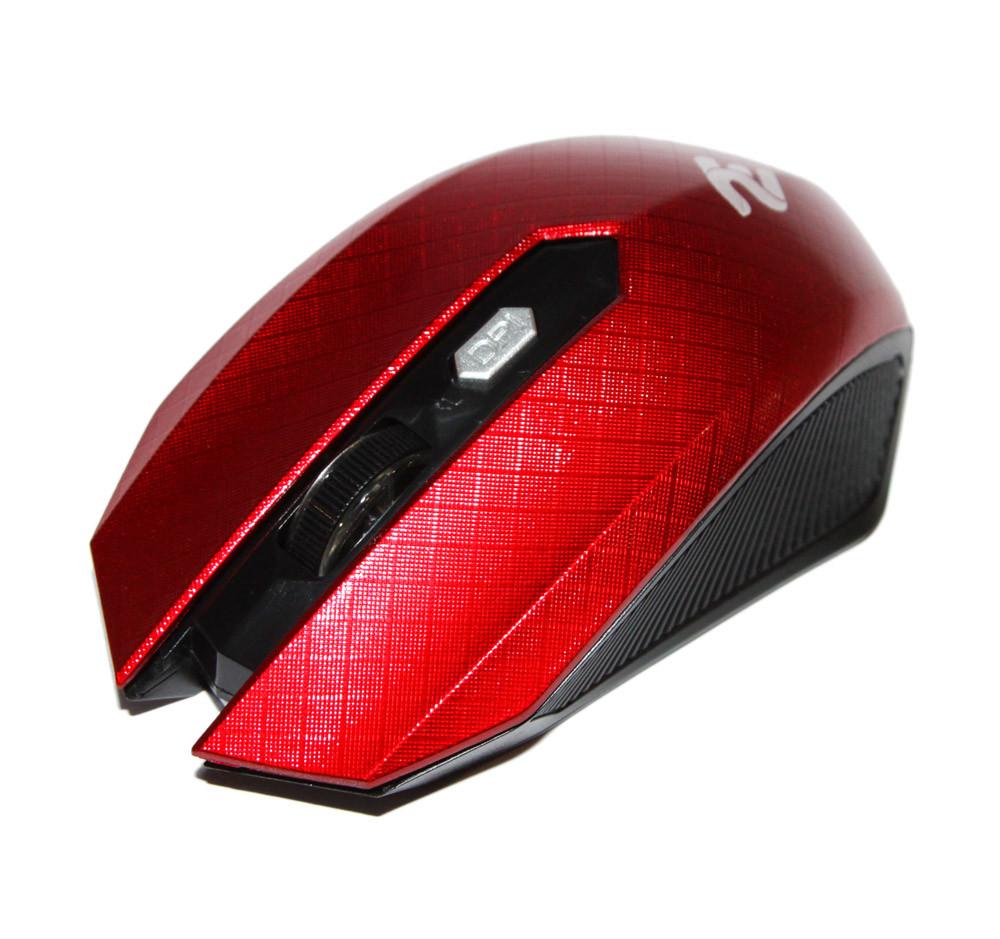 Мышь 2E MF203 Red Optical беспроводная, мышка