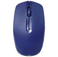 Мышь Defender MS-045 беспроводная, Blue USB